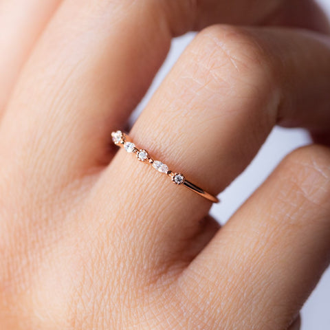 Sweet Rosie Ring