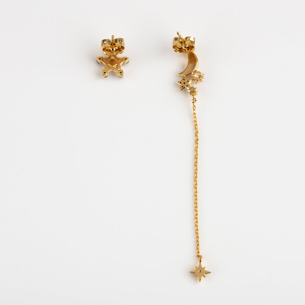 Wish on a Star Earrings