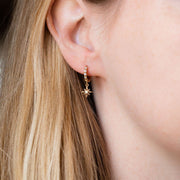 Starry Night Mini Hoops earrings Girls Crew