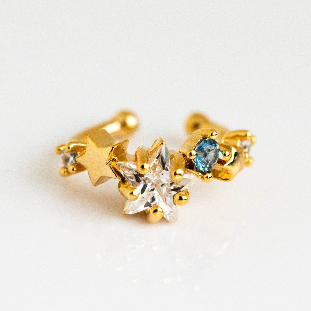 Local Eclectic Girl's Crew Star Chaser Ear Cuff