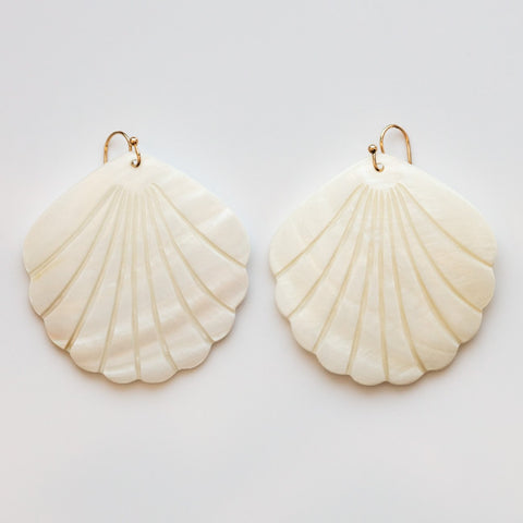 Catalina Shell Earrings