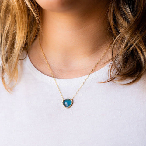 Marina London Blue Necklace