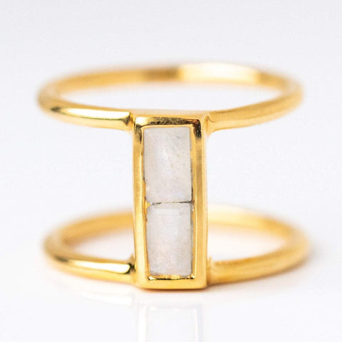Joni Moonstone Ring