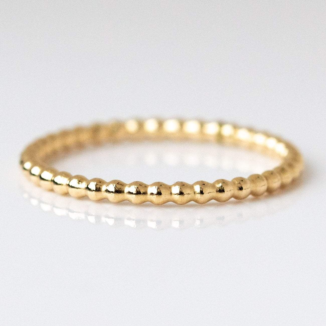 a01b44974dc 14K Gold Fill Eternity Band