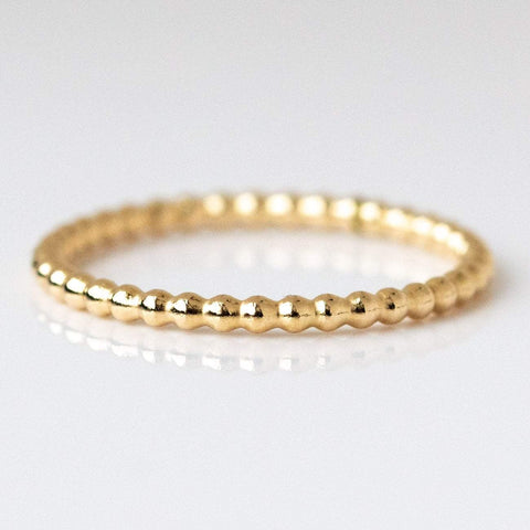 14K Gold Fill Eternity Band