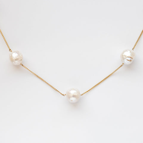 Perlas Chain Necklace