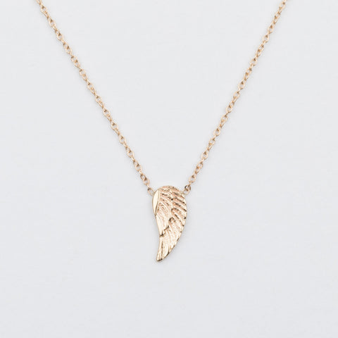 Angel Wing Necklace - necklaces - LUMO local eclectic