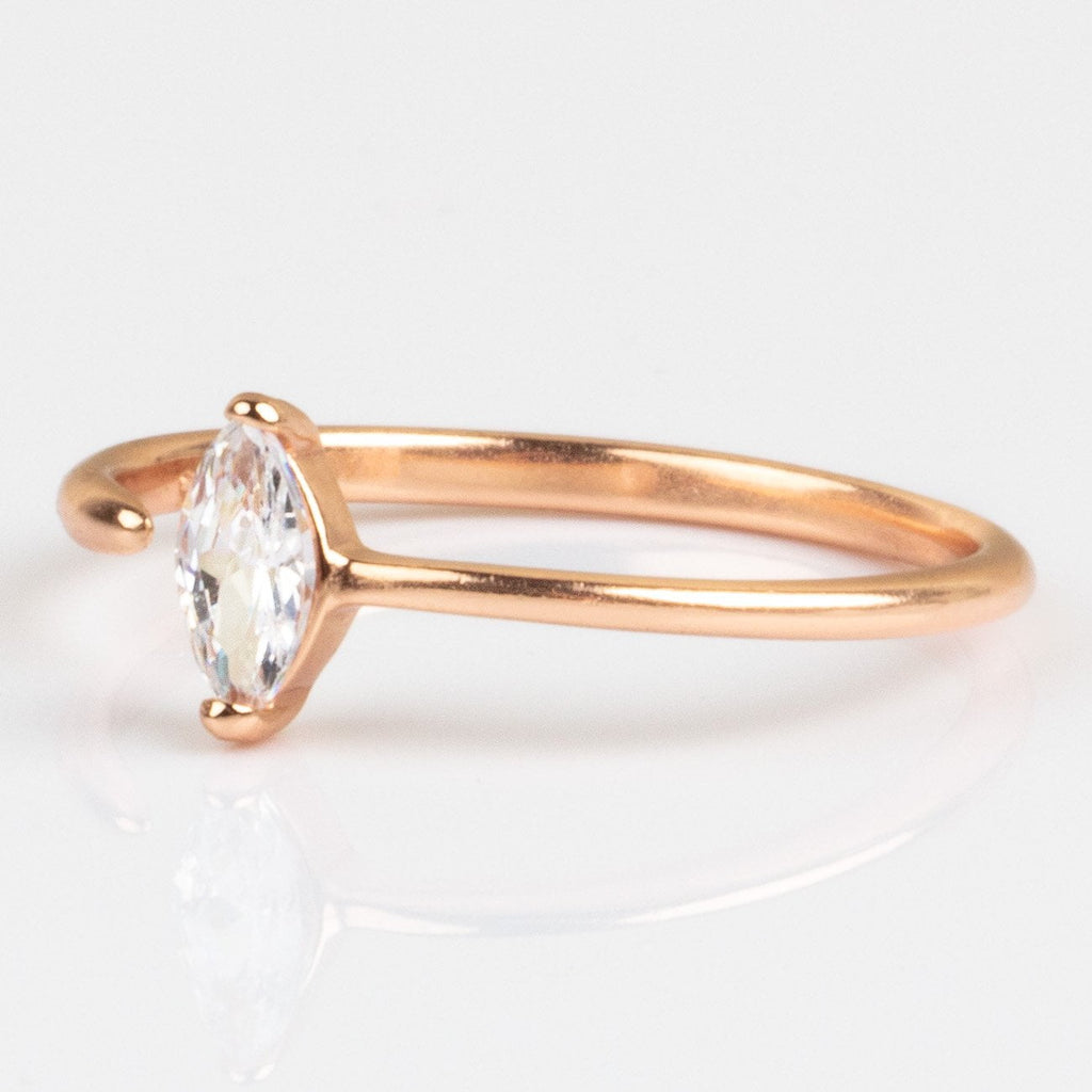 Marquise Wrap Ring