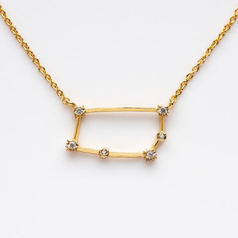 Gold Constellation Necklace