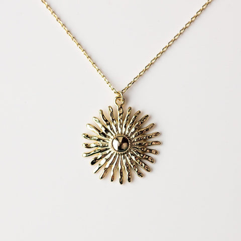 Rae Sun Pendant Necklace
