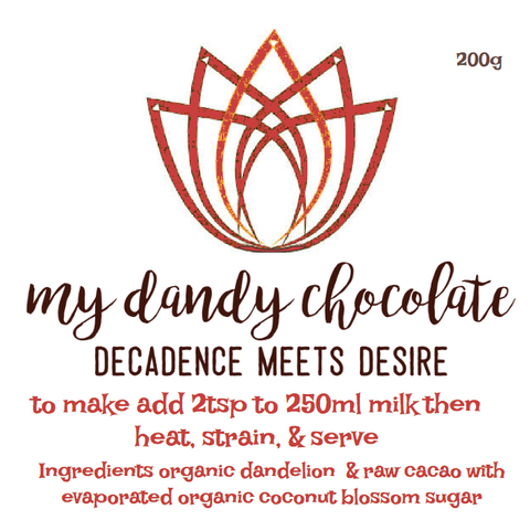 My Dandy Chocolate 200g