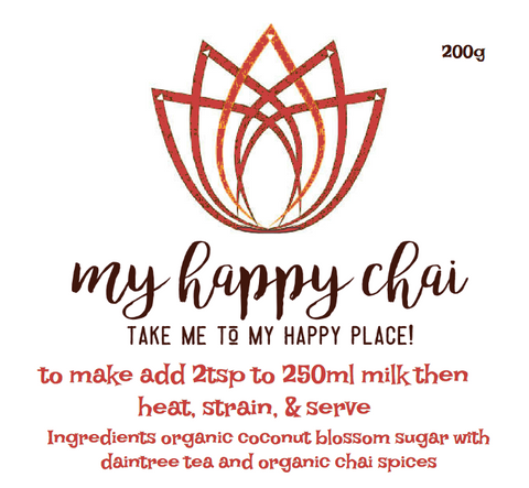 My Happy Chai 200g