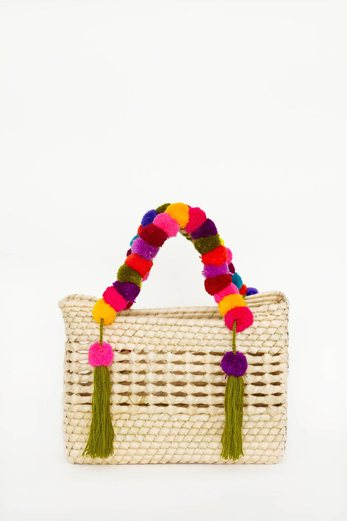 Pom Pom Multi Mini Bag