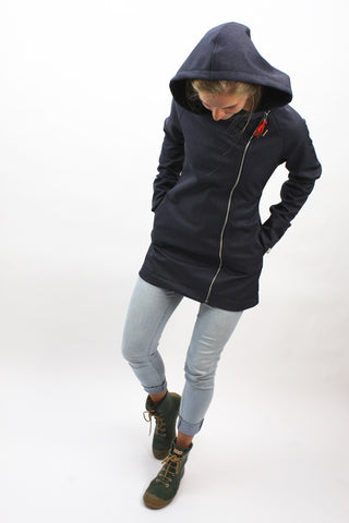 Left-Zip Rain Jacket - Coze Apparel