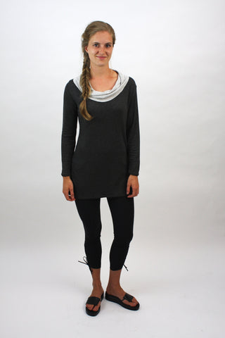 Hip-Snap Tunic - Coze Apparel