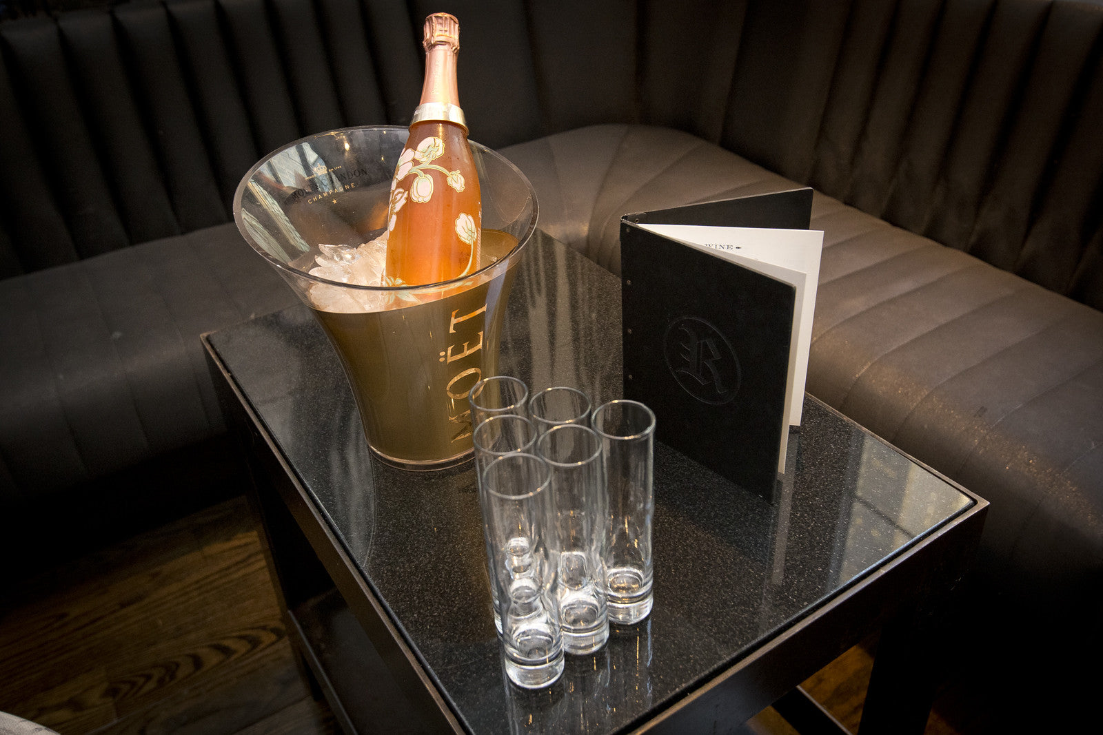 VIP Table 1-10 Guests <br>2 Bottles