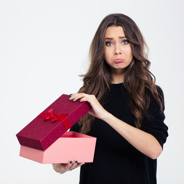 The 5 Worst Gifts You Can Give Someone