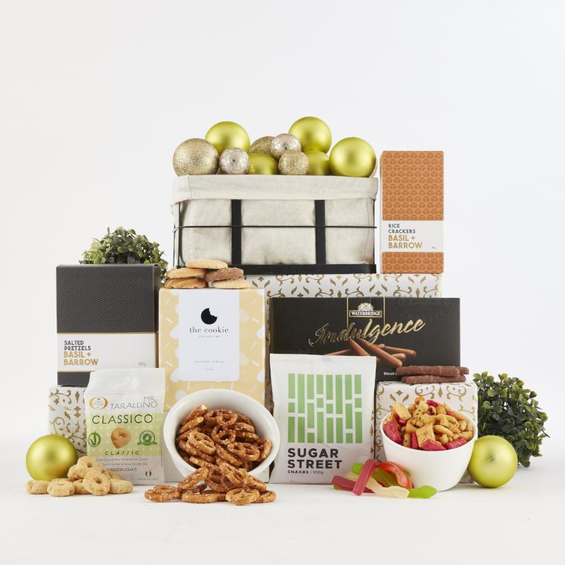 Basket of Treats Hamper