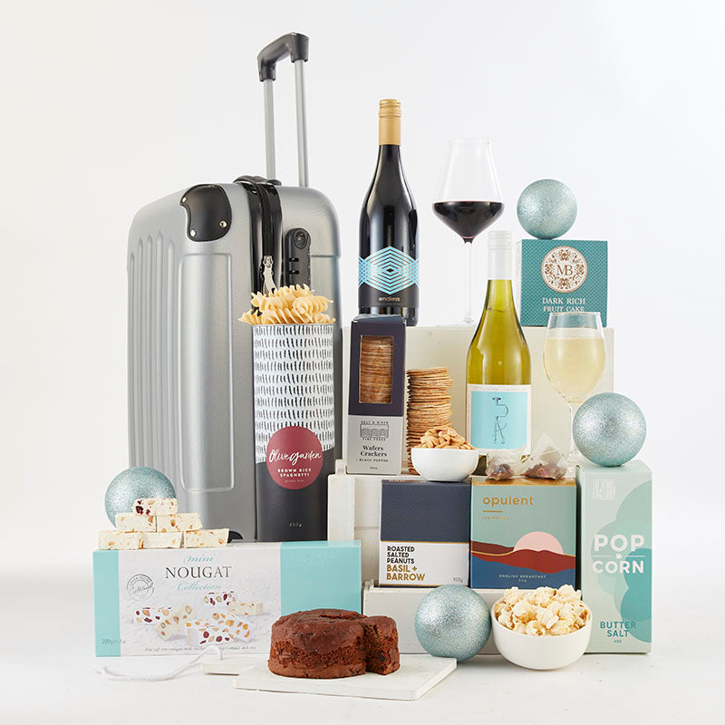 Jet Set. Go. Holiday Time Hamper