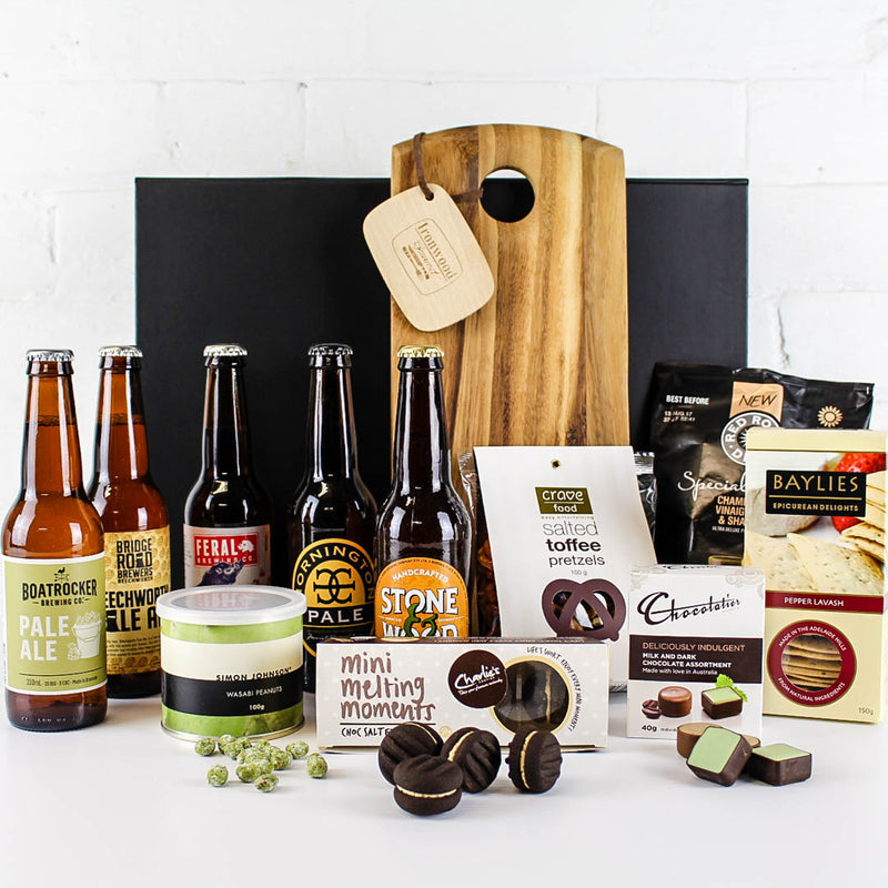 Craft Beer Connoisseur Hamper