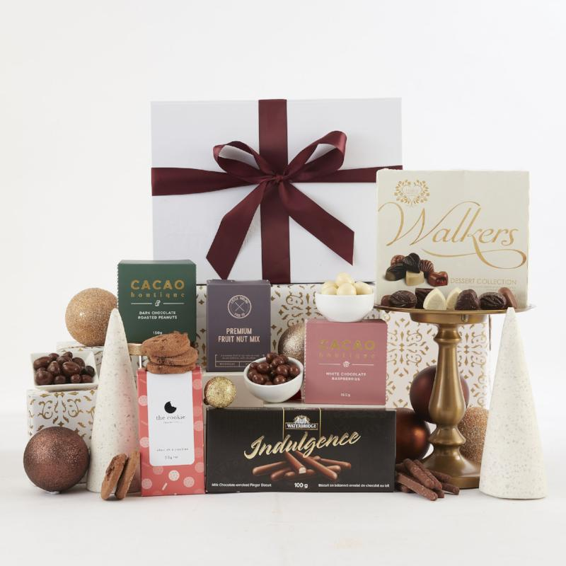 Chocolate Lovers Christmas Delight Hamper