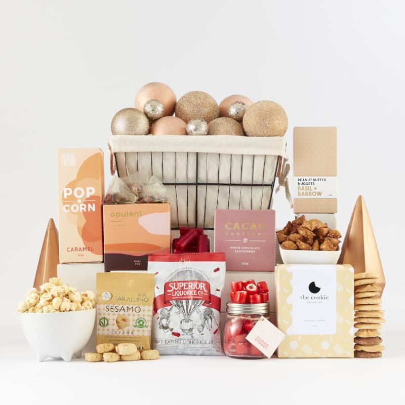 A Sweet Sweet Christmas Hamper