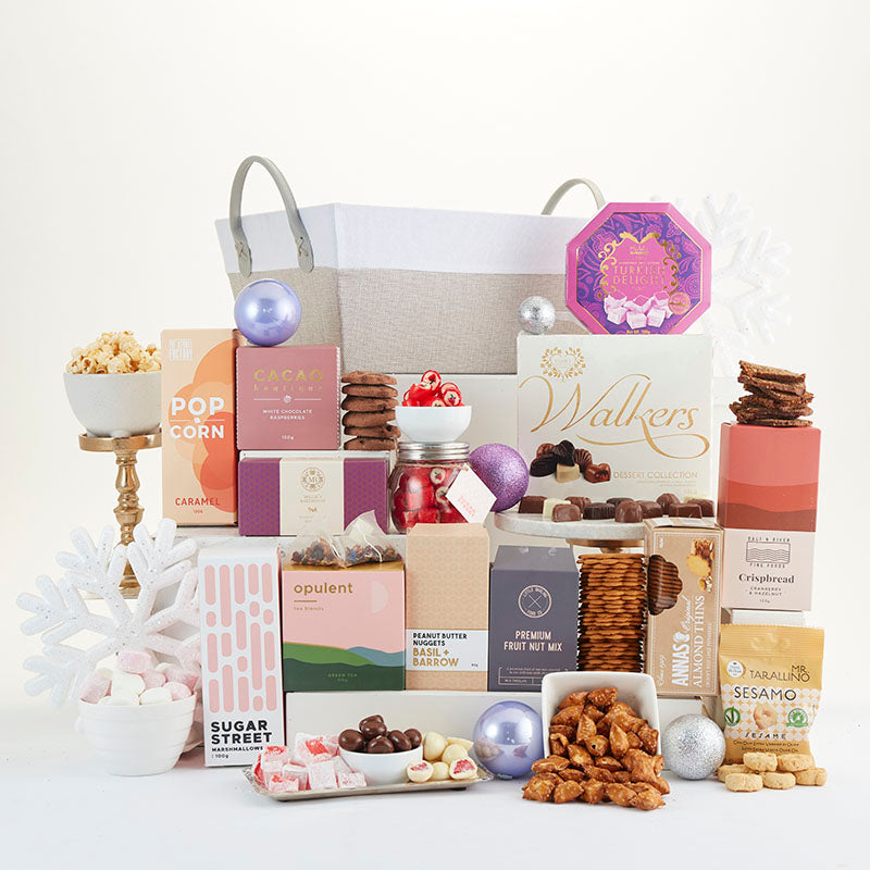 Sweet Sensations Gourmet Gift Basket Hamper