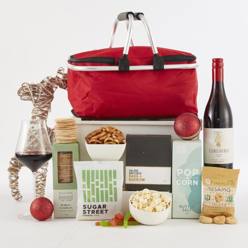 Christmas Shopper Bag Hamper