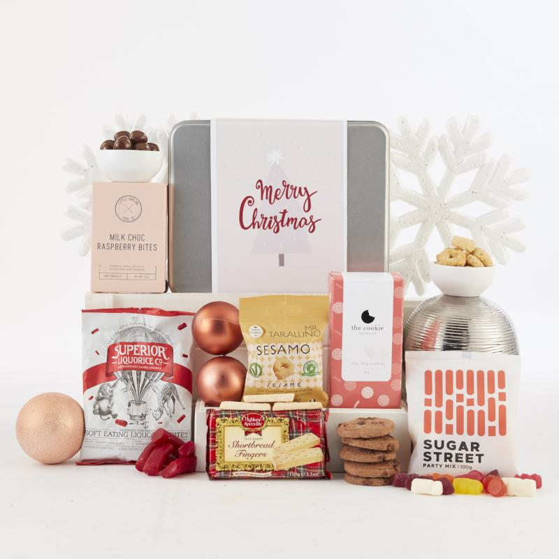 Merry Christmas Keepsake Hamper