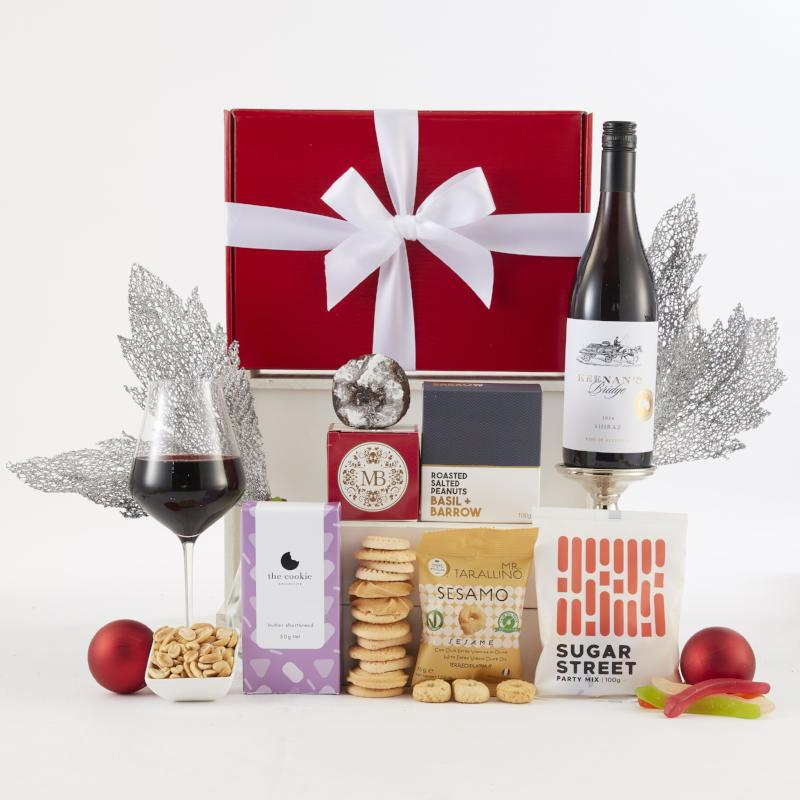 Red Wine Festive Hamper