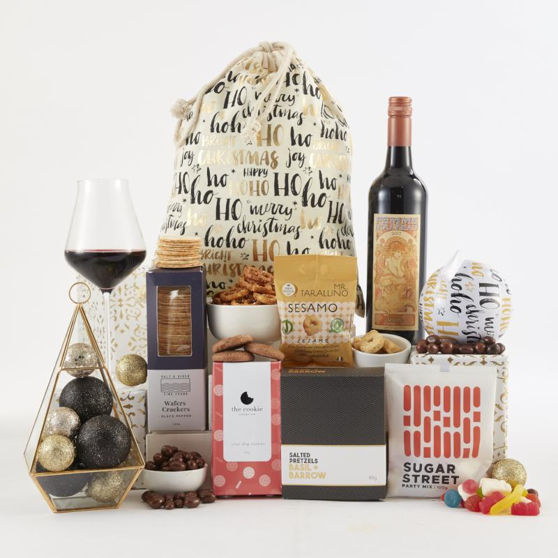 Santa's Goody Bag Hamper
