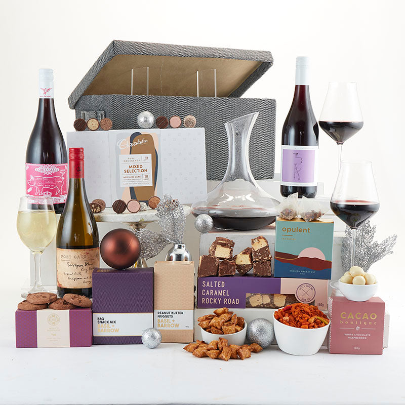 Epicure Wine and Delight Hamper