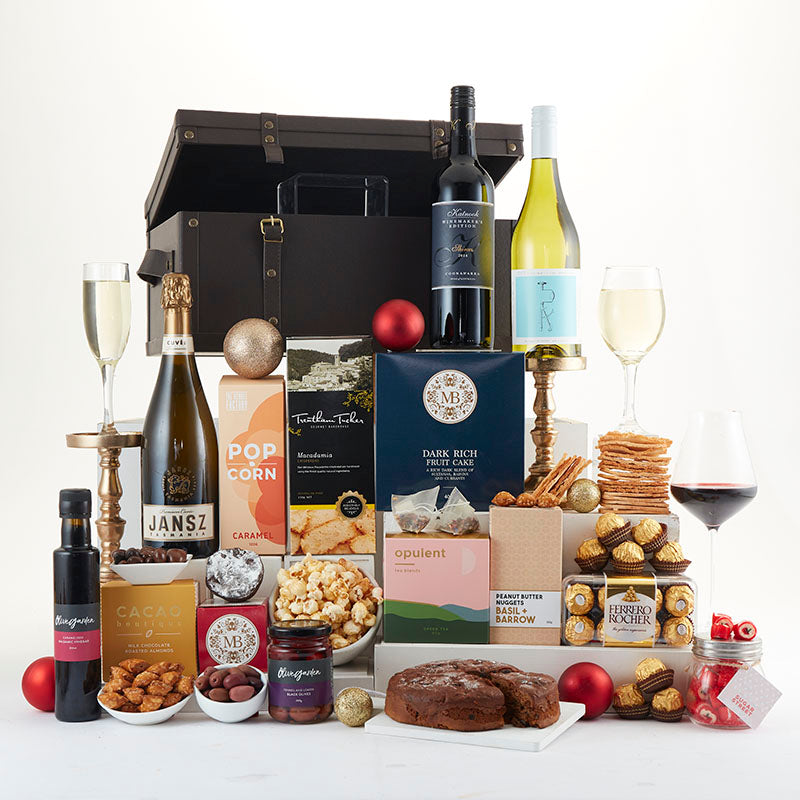 Superior Deluxe Hamper