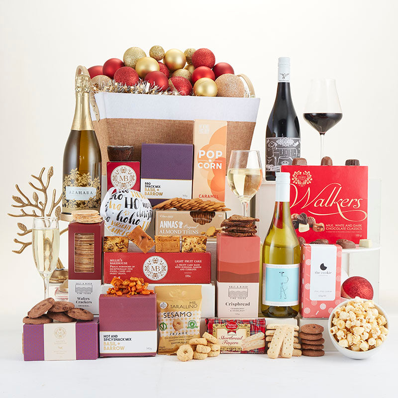 Happy Holidays Festive Hamper
