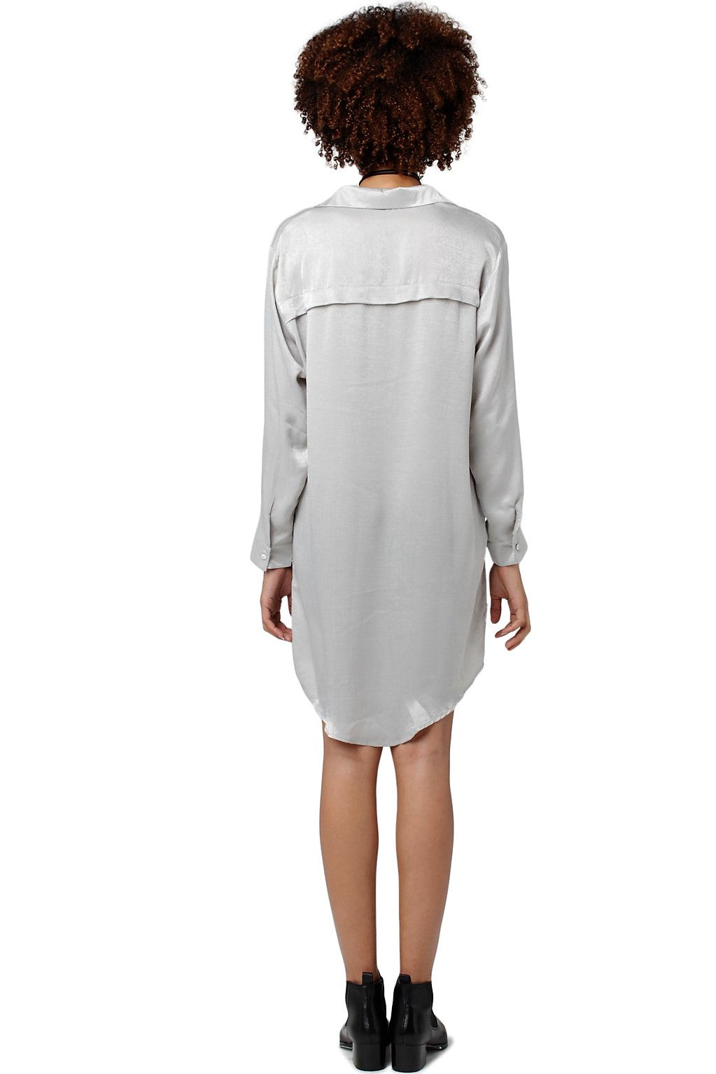 Super Soft Long-Sleeve Dress