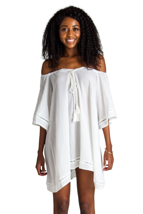 Miami Off Shoulder Dress