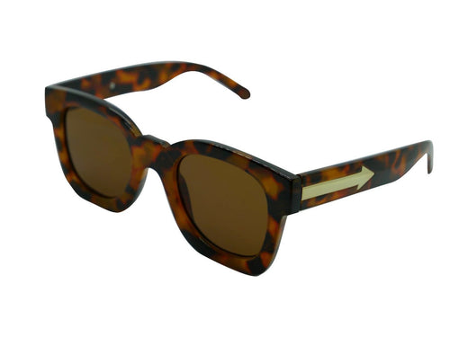 Olivia Sunglasses // Brown