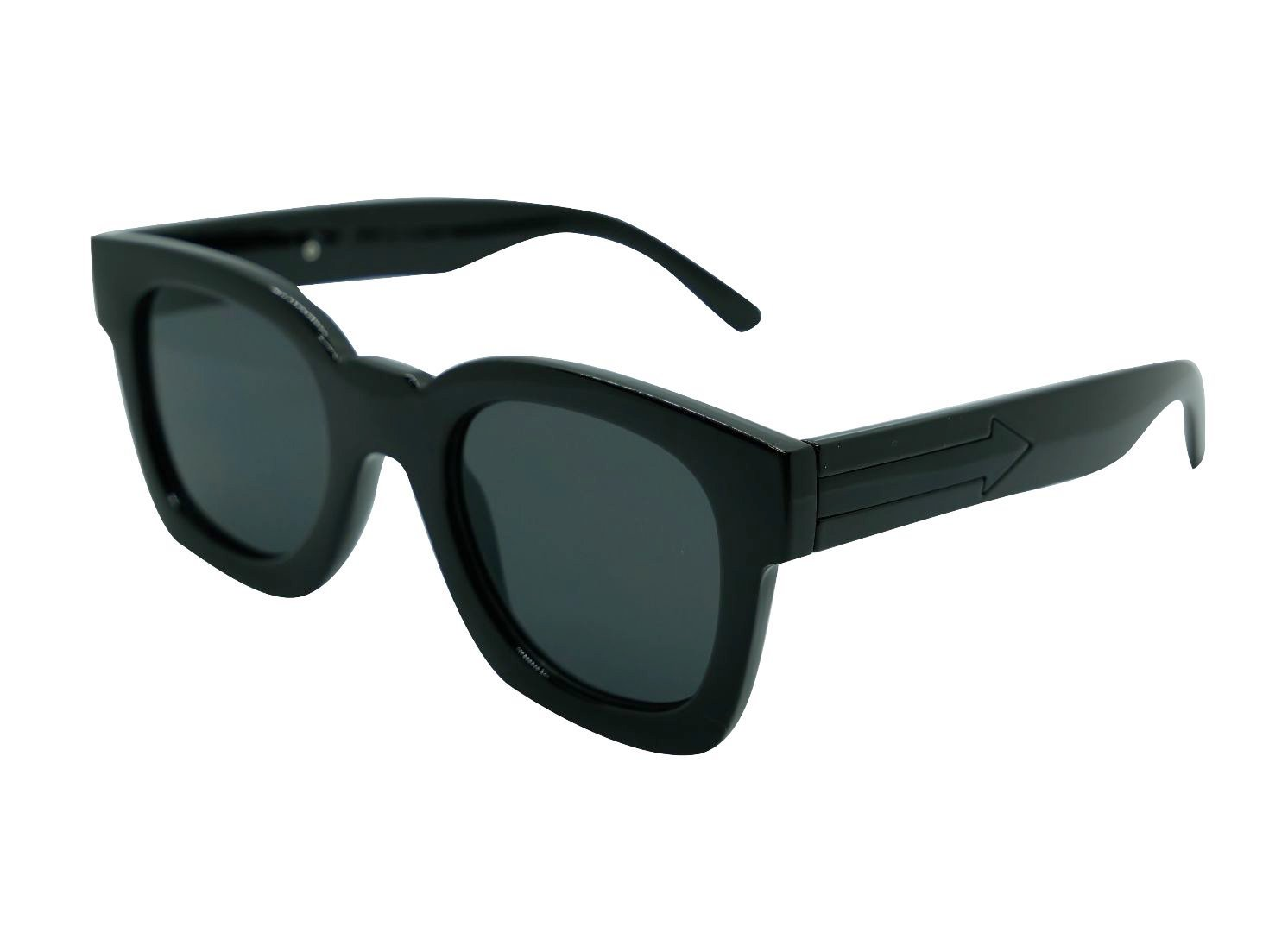 Olivia Sunglasses // Black