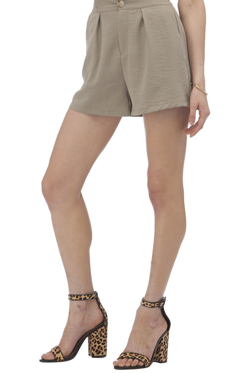 Urban Girl Shorts // Olive
