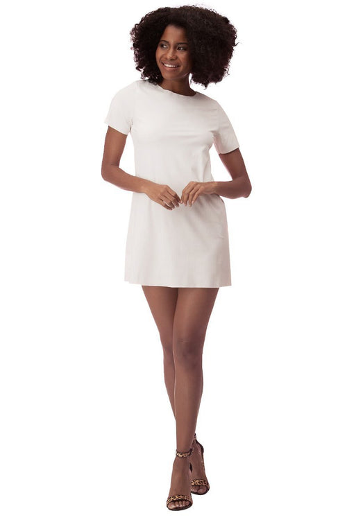 J'adore Mini Dress // White