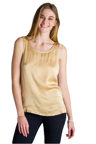 Arielle Basic Knit // Beige