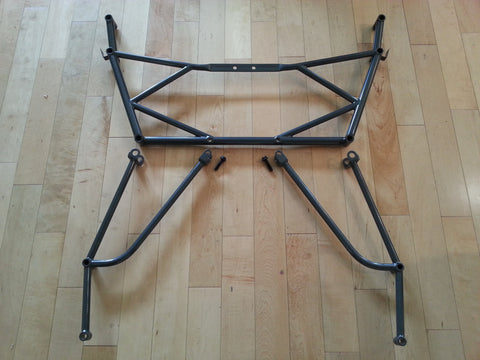2002 - 2007 (GD) WRX 3-Piece Front Subframe (for Overseas Shipping)