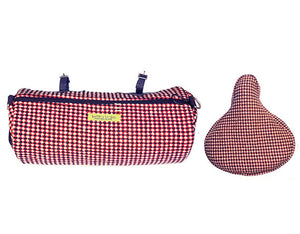 Bicycle BAG + Seat Cover - Dexter