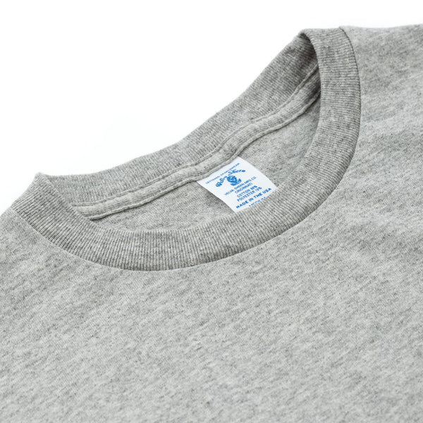 Velva Sheen Grey Pocket 2-Pack Tees
