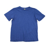 Velva Sheen Rolled Tee - Blue