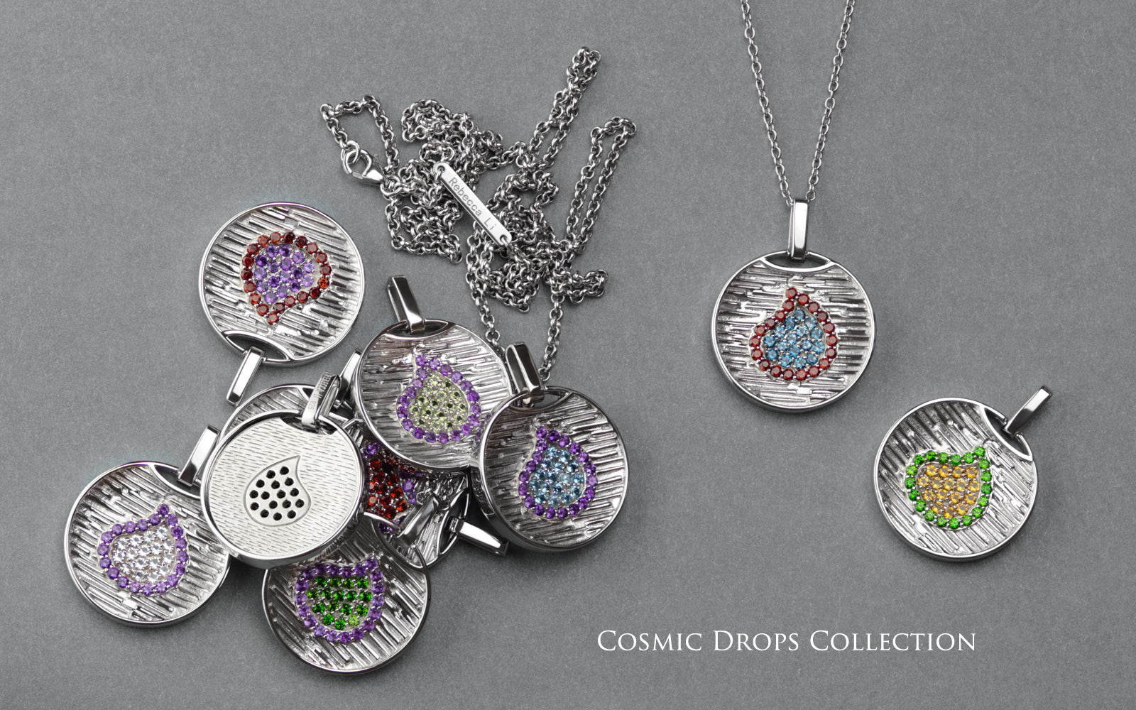 Rebecca Li Cosmic Drops Collection