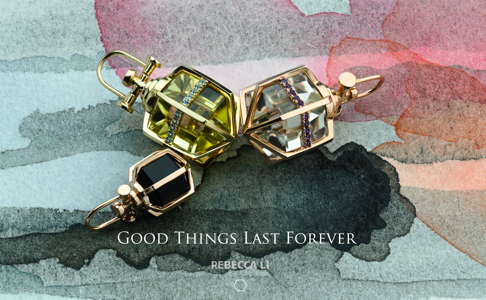 Rebecca Li Good Things Last Forever