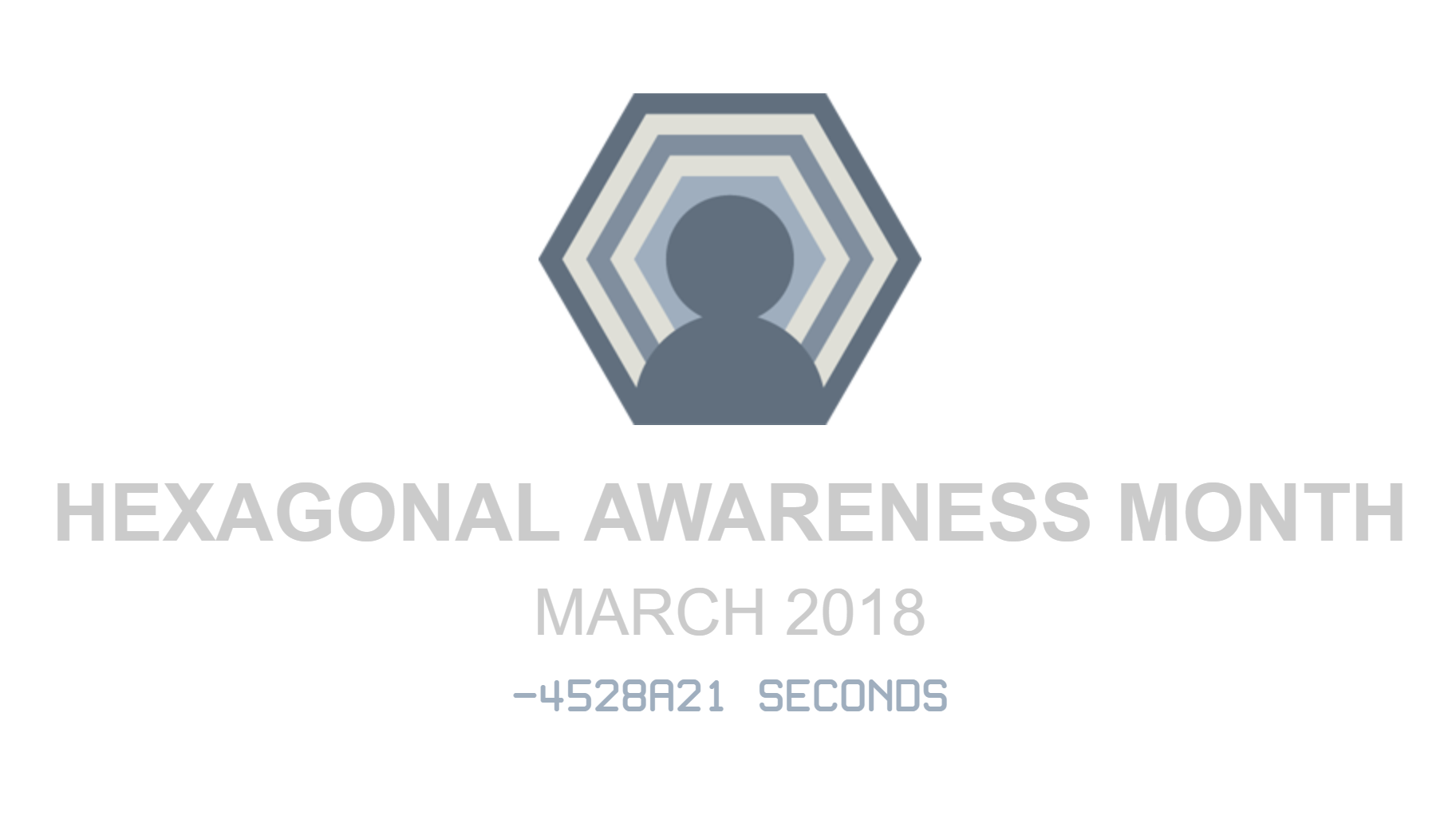Hexagonal Awareness Month