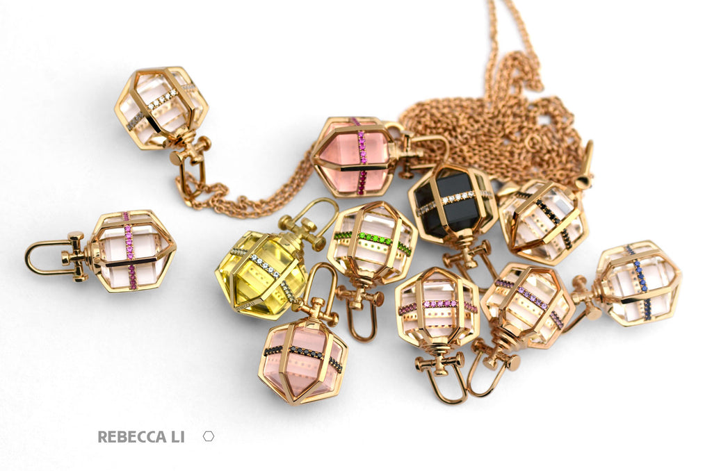 Rebecca Li Six Senses Talisman - Invite Good Vibes into My Life