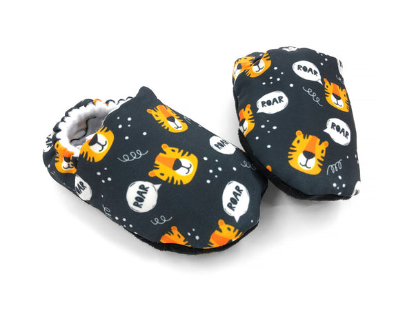 Tiger Roar Booties